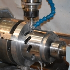 ball nut machining