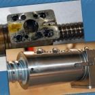 ballscrew repair
