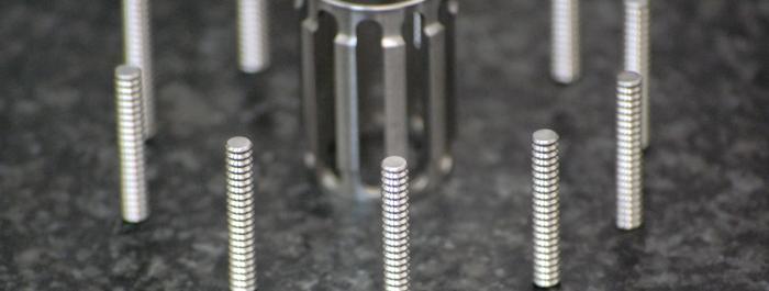 Kugel satellite roller screw exploded rollers